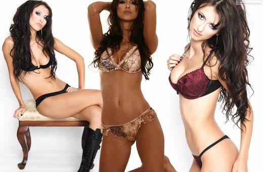 Andreea Balan in Playboy