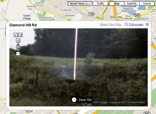 "One Response to ""Google Maps Found E.T. !"""