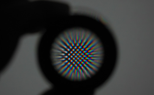 Magnified Pixel