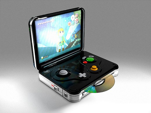 Portable Game Cube