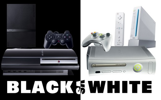 Black vs White Small