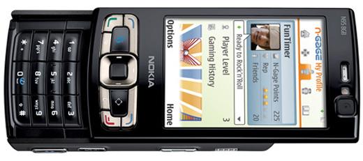 N95 8GB Opened
