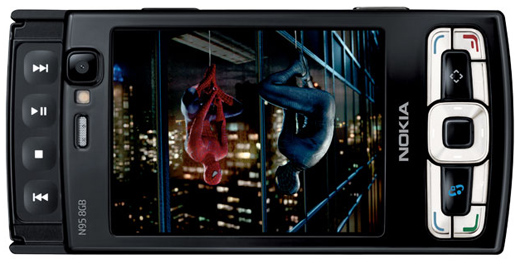 N95 8GB Spiderman